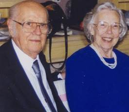 Frank and Evelyn Stagg